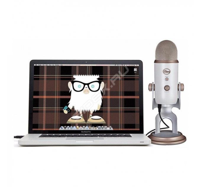 Blue Microphones Yeti Vintage White