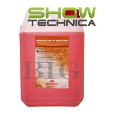Жидкость для генератора дыма BIG UA FOG MEDIUM 5L