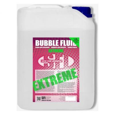 Жидкость для генератора мыльных пузырей SFI