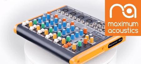 Новинки бренда Maximum Acoustics: обзор