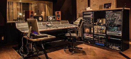 Магазин профессионального музыкального оборудования